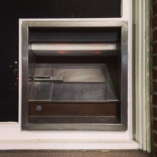 #bank #deposit #depositbox #nightdeposit
