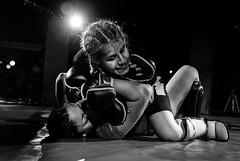LFC 10 BOHORQUEZ VS MUÑOS (F) (1) (JuanSGreen) Tags: mma bjj jiu jitsu bogotá colombia lfc fighting fighters boxeo boxing blackwhite bw blancoynegro champion grapling womanfighters