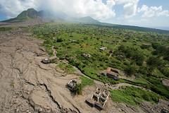 Montserrat (Arddu) Tags: montserrat plymouth volcano mud flow caribbean volcanic soufrirehills