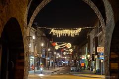 Mechelen by night (DirkVandeVelde back) Tags: europa europ europe belgie belgium belgica belgique antwerpen anvers antwerp mechelen malines malinas brusselsepoort hoogstraat sony outdoor