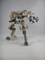 Trident exploded view (donuts_ftw) Tags: lego mecha mech moc robot military missile metalgear exploded