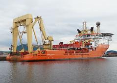 'Normand Progress' - Leith (Neil Pulling) Tags: ship scotland leith edinburgh forth uk shipping normandprogress