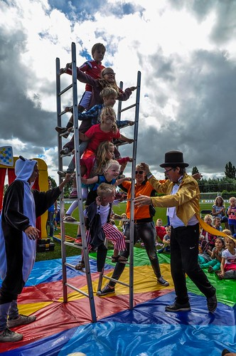 Cirque du Zomerfeest en bingo -69