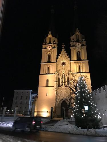 Stiftskirche Admont im Jänner 2017
