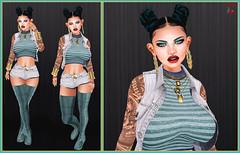 [CPS] Rockabye Baby (Skylah Kesslinger) Tags: anybody tannenbaum slblogger secondlife estilovirtual virtualstyle virtualgirls addamsclothing reignshoes unorthodoxhair mandalajewelry labelmotion ryca