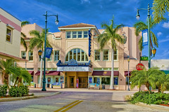 Sunrise Theater, 117 South 2nd Street, Fort Pierce, Florida, USA / Architects: John N. Sherwood, C.E. Cahow / Built: 1922 / Architectural Style: Mediterranean Revival (Jorge Marco Molina) Tags: fortpierce cityscape cityurban downtown density skyline building highrise architecture centralbusinessdistrict cosmopolitan metro metropolis commercialproperty sunshinestate st luciecounty sunrisecity sunrisetheater 117south2ndstreet flflorida usa johnnsherwood cecahow 1922 mediterraneanrevival usnationalregisterofhistoricplaces