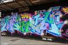 Nekah (Alex Ellison) Tags: nekah neka 1t tbf westlondon urban graffiti graff boobs