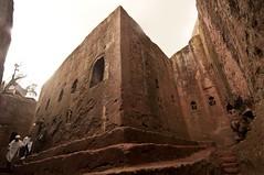 Biet Golgotha, Lalibela, Ethiopia (Veeds) Tags: africa ethiopia lalibela church rock monolith architecture history culture religion landmark