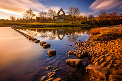 Golden hour by the River Wharfe (Mariusz Talarek) Tags: boltonabbey england mtphotography northyorkshire riverwharfe uk wharfedale yorkshire addicted2walking architecture countryside dusk evening goldenhour landscape landscapephoto landscapephotographer landscapephotography monastery nature naturelover naturephoto naturephotographer naturephotography outdoor outdoorphoto outdoorphotographer outdoorphotography outdoors reflection ruins sky sun sunset walking water