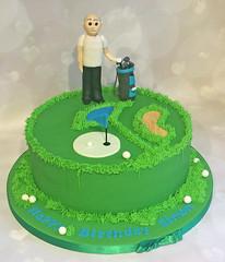 Golfer Green