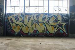 Ruk (NJphotograffer) Tags: graffiti graff new jersey nj newark abandoned building urban explore ruk rukus