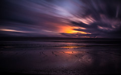 Thurstaston Sunset | November 2016 (Rachael Webster UK) Tags: sunset thurstaston thurstastonbeach wirral northwest england longexposure longexposurephotography ndfilter autumn canon650d canon 650d
