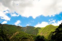 Flotando en los sueos... (spawn5555) Tags: paisaje naturaleza nubes cielo sky belleza beautiful mxico panorama nikon d3000 photography fotografa verde green