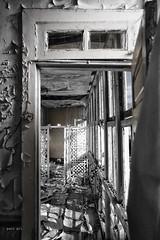 galeria (pago_ggil) Tags: ruina blackandwhite pretoebranco galeria tiempos mejores arquitectura pasado monochrome blancoynegro desconchado rehabilitacion relics