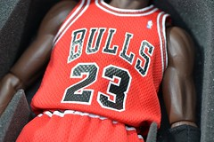 Bulls 23 (PowerPee) Tags: toys collectible michaeljordan enterbay nikond800