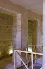Tomb of Petosiris 36 (eLaReF) Tags: egypt tombs isadora ibex elgebel tunaelgebel petosiris tunaelgebbel