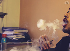nostalgia (mayeesherr.) Tags: shisha smoke smoking hoops hookah smokingguy hookahpipe shishasmoke smokehoops