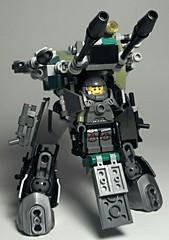 "T.A.H. MK XII ""Bayonet"" (full hatch open) (piratesxlovexrum) Tags: lego marines mech hardsuit flickrandroidapp:filter=none"
