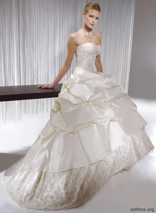 Vestidos noiva tomara que caia