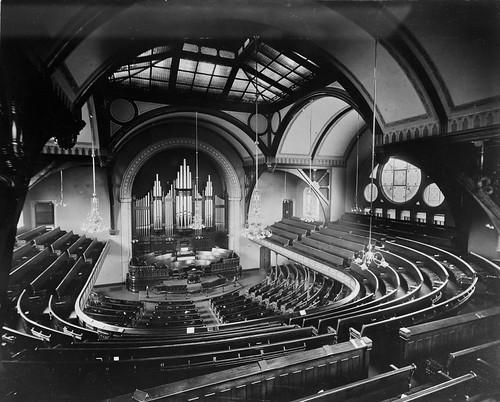 Trinity-St. Paul's circa 1933
