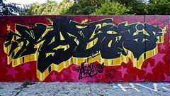 Den Haag Graffiti : RABSY (Akbar Sim) Tags: holland netherlands graffiti nederland denhaag thehague zuiderpark agga akbarsimonse hofzuiderpark rabsy akbarsim