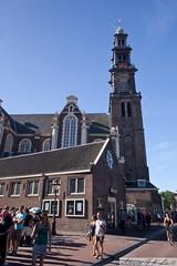 amsterdam-westerkerk-canon-ts-e-24mm-f35l-5d2-cr-2407 (alcuin lai) Tags: holland amsterdam westerkerk rembrandtvanrijn canontse24mmf35l westernchurch eos5dmarkii