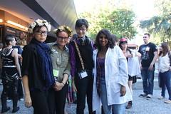 (yume0miru) Tags: me cat bay amy cosplay convention area santaclara con sherlock basc 2013 caruna nightvale