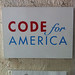 Code for America (and Editorially)