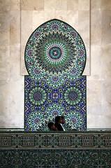 Casablanca, Hasan II Mosque (asli aydin) Tags: morocco maroc casablanca atlanticocean fas hassaniimosque michelpinseau grandemosqueehassanii