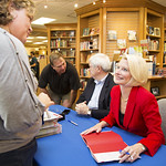 """<b>Callista Gingrich Book Signing_100513_0004</b><br/> Photo by Zachary S. Stottler Luther College '15<a href=""""http://farm6.static.flickr.com/5525/10181010514_c21d30805a_o.jpg"""" title=""""High res"""">∝</a>"""