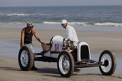 Number 18  - Race of Gentlemen 2013 (the known universe) Tags: beach race vintage newjersey antique racing shore motorcycle hotrod wildwood hotrods oilers trog carclub dragraces raceofgentlemen oilerscarclub