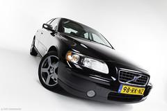 Volvo S60 (Arnold van Wijk) Tags: auto black car studio zwart volvos60 studionijmegennl