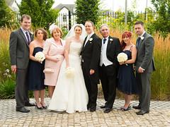 Wedding Reception - The Westgrove Hotel (August 2013) (irlLordy) Tags: chris ireland wedding me smile hotel bride lucy august reception jess darragh kildare corrine westgrove 2013