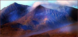 Peaks of Snowdon