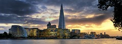 London (alex melsitov (www.melsitov.com)) Tags: city uk sunset panorama london 35mm landscape nikon britain dusk great 18 singhray d300s melsitov