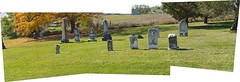 quickage-DSC_0536-DSC_0538 v2 (collations) Tags: cemeteries ontario headstones bigisland pioneers tombstones gravestones princeedwardcounty pec thecounty