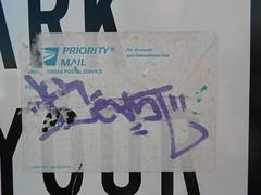 beast (695129) Tags: vancouver graffiti washington sticker nw mail pacific northwest tag beast wa slap usps priority