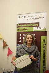 Congratulations to Jo, out l (Permaculture Association) Tags: s5