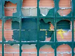 verde (*L) Tags: verde vidro lisboa partido emparedada vidropartido praçadluís quaquadradradidinhosnhos