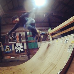 """backside ollie • <a style=""""font-size:0.8em;"""" href=""""http://www.flickr.com/photos/99295536@N00/10909346946/"""" target=""""_blank"""">View on Flickr</a>"""