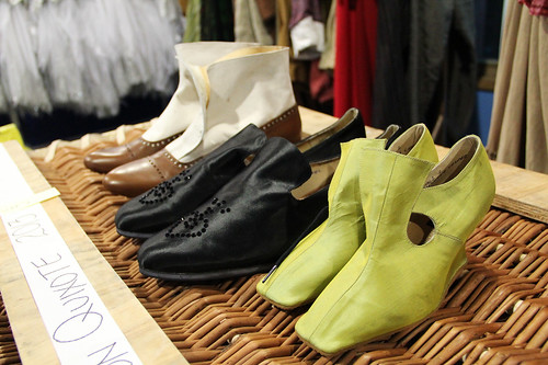 Listen: A glimpse into the Opera Footwear department
