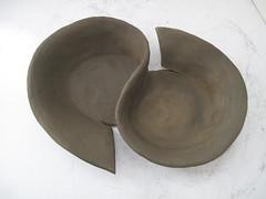 ciotole siamesi_tecnica ceramica e ingobbio con brunitura