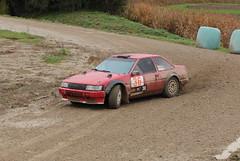 Toyota GT AE 86 (Dag Kirin) Tags: santa rally citroen evolution subaru toyota bmw c2 impreza wrx sti 86 lancer lada mitsubishi ae skoda octavia domenica fabia x5 samobor savrscak