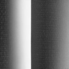 Waves of Curtain (@noutyboy (Instagram)) Tags: light bw white abstract black holland netherlands monochrome canon eos focus utrecht pattern dof zwartwit curtain nederland thenetherlands curtains 28 f28 zeist 550 gordijnen gordijn monochroom 1755mm nout 550d eos550d noutyboy