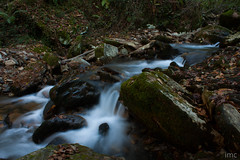 Fraga do Eume (Isabel Mingo) Tags: naturaleza water agua long exposure exposicin