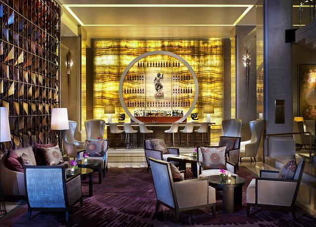 サイアム ケンピンスキー ホテル バンコクのオススメポイント:バー