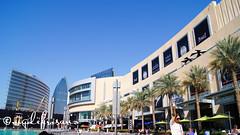 Dubai Mall (kameraderie) Tags: bridge 2 building water fountain skyline architecture buildings mall boat waterfall al downtown dubai december day gulf skyscrapers expo united towers uae sunny emirates national khalifa arab abra souk gondola arabian emirate address jumeirah burj dxb skycraper bahar 2020 bahr