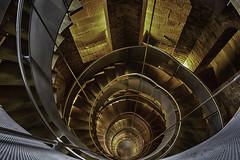 spiral (lorna hayton) Tags: urban lighthouse architecture spiral scotland glasgow staircase