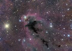 LDN1622 (Jos Joaqun Prez) Tags: chile dark jose joaquin nebula astrophotography perez astrometrydotnet:status=solved astrometrydotnet:id=nova1121505