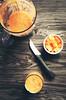 鲜榨苹果胡萝卜汁Apple Carrot Juice (EndlessJune) Tags: food apple breakfast yummy juice postcard fresh drinks seoul carrot sweety iphone 5s foodphotography 苹果 果汁 胡萝卜 汁 蔬菜汁 果蔬汁 nikond7000
